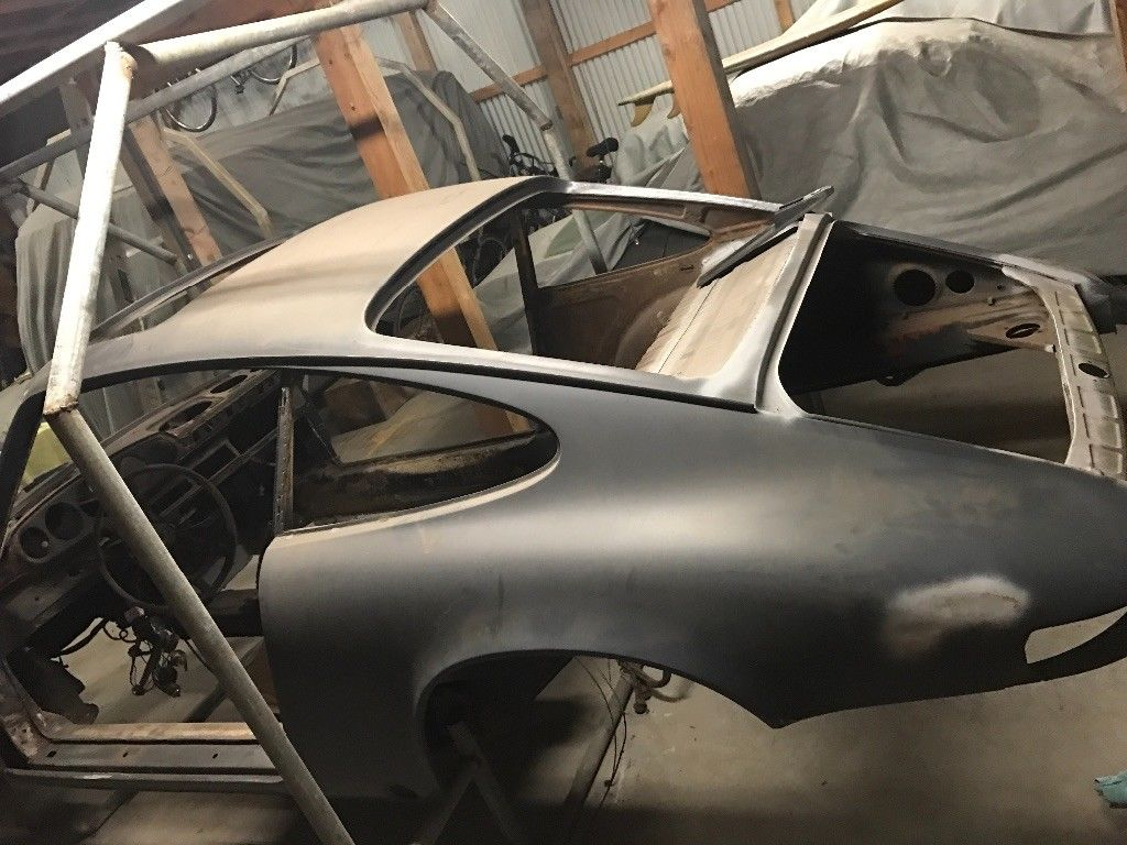 1969 Porsche 911e Sunroof Coupe Matching Numbers Motor