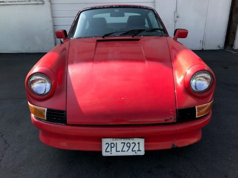 1971 Porsche 911 E – Great Restoration Project for sale