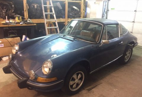 1973 Porsche 911S Targa, Matching Numbers for sale