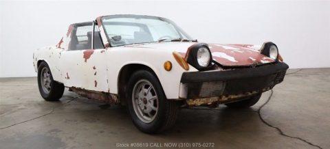 1973 Porsche 914 for full restoration for sale