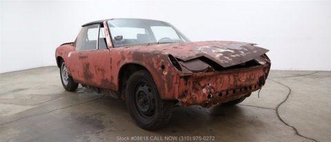 needs full restoration 1974 Porsche 914 for sale