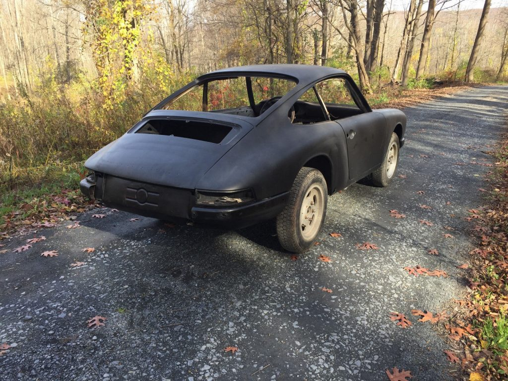 911R For Sale >> Rolling 1966 Porsche 912 Project for sale