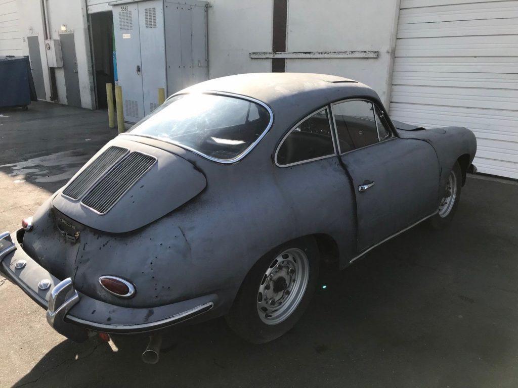 Great Restoration Project 1963 Porsche 356 S For Sale