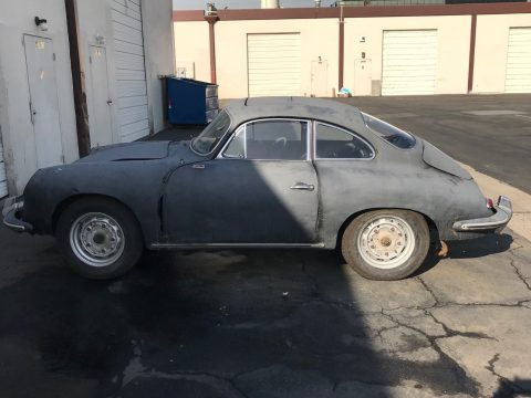 1963 Porsche 356 S with Electric Sunroof for sale