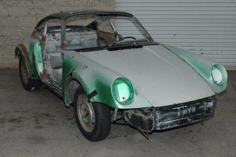 1978 Porsche 930 – Rust Free Pan for sale