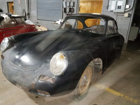 Very solid 1963 Porsche 356 B for sale