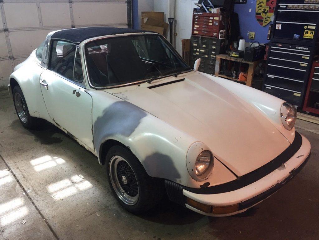 GREAT 1970 Porsche 911