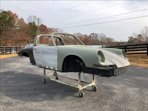 NICE 1968 Porsche 911 Soft Window Targa for sale