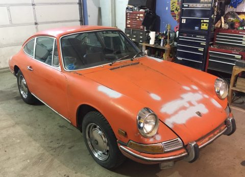 1968 Porsche 912 – Matching NUMBERS for sale