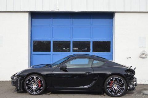 2016 Porsche Cayman GTS – Runs Great for sale