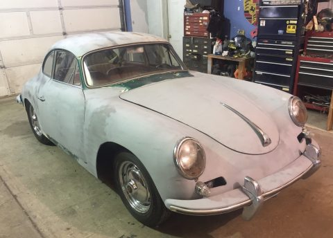 GREAT 1960 Porsche 356 Coupe for sale