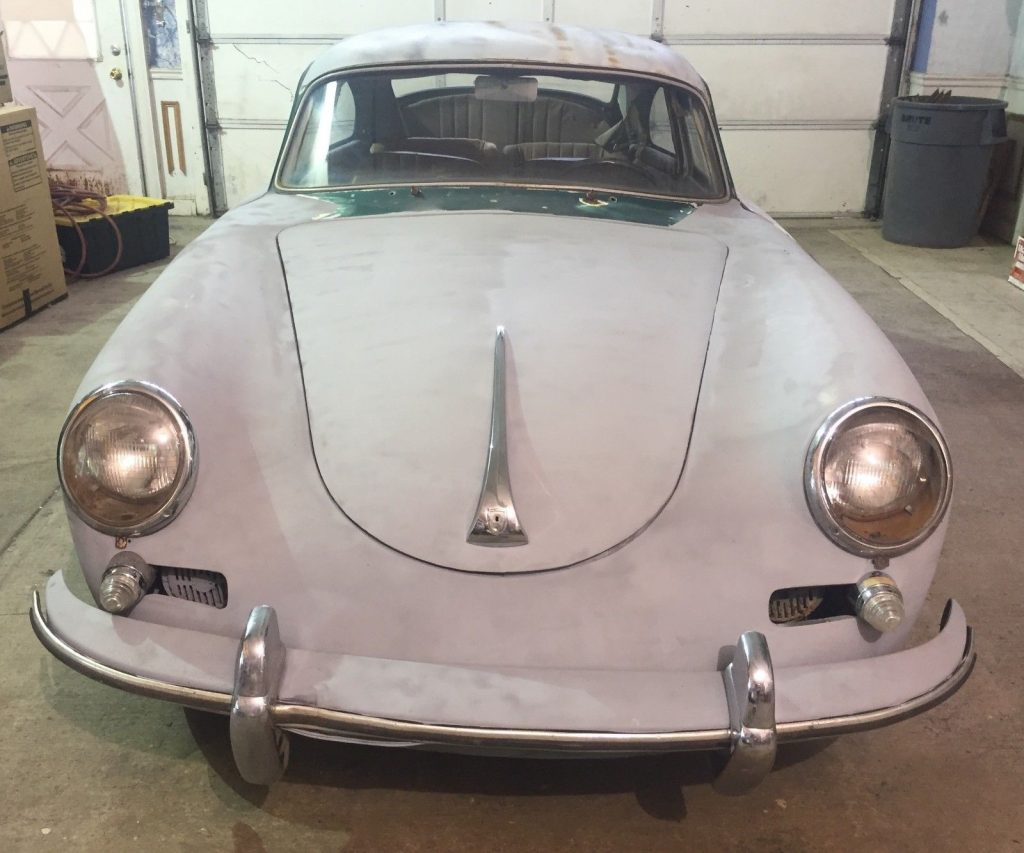 GREAT 1960 Porsche 356 Coupe