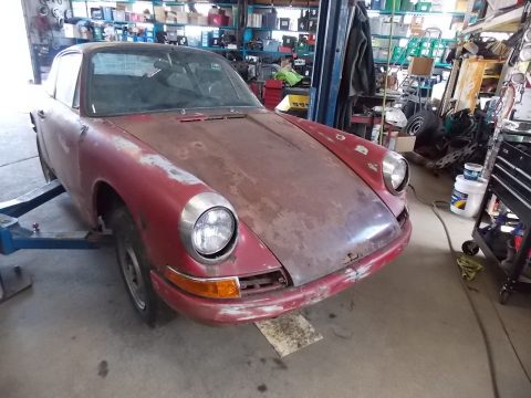 NICE 1968 Porsche 912 – 2 door coupe for sale
