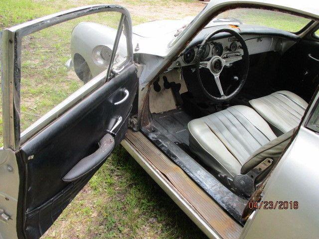 VERY SOLID 1962 Porsche 356