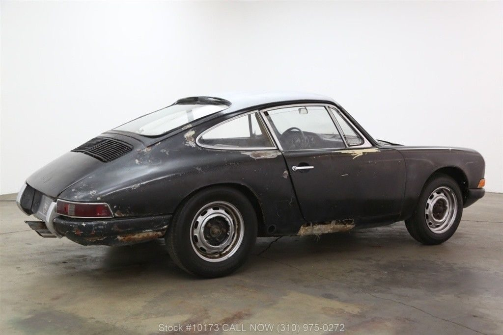 1966 Porsche 912 3 Gauge Coupe