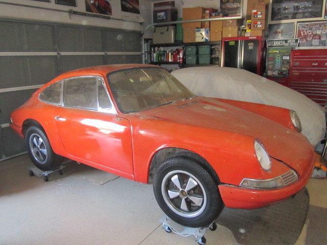 1967 Porsche 912 Restoration Project
