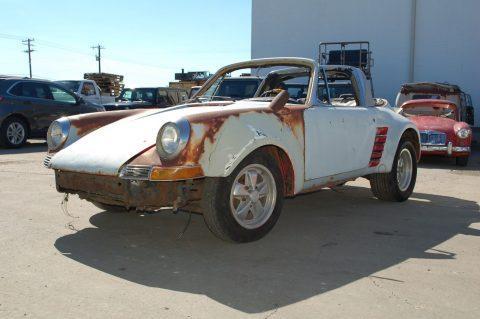 1968 Porsche 912 Targa for sale