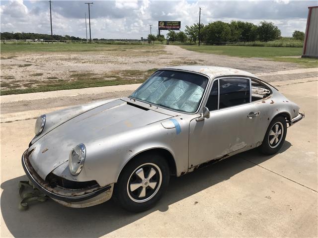 1969 Porsche 911E Sportomatic
