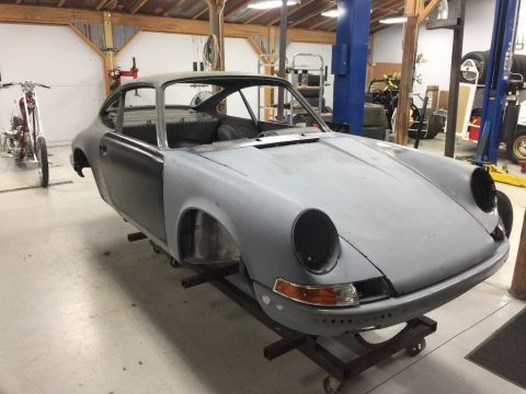 1969 Porsche 912 Matching Numbers Project for sale