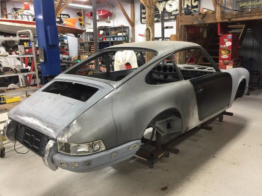 1969 Porsche 912 Matching Numbers Project