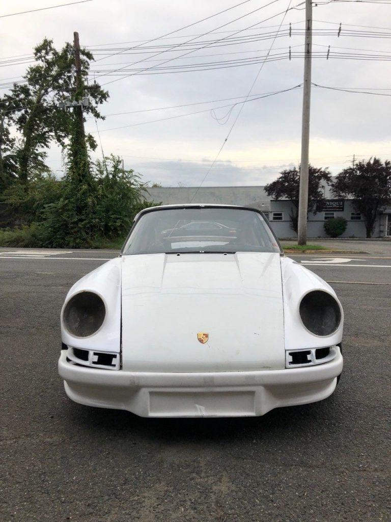 1973 Porsche 911 RSR Project
