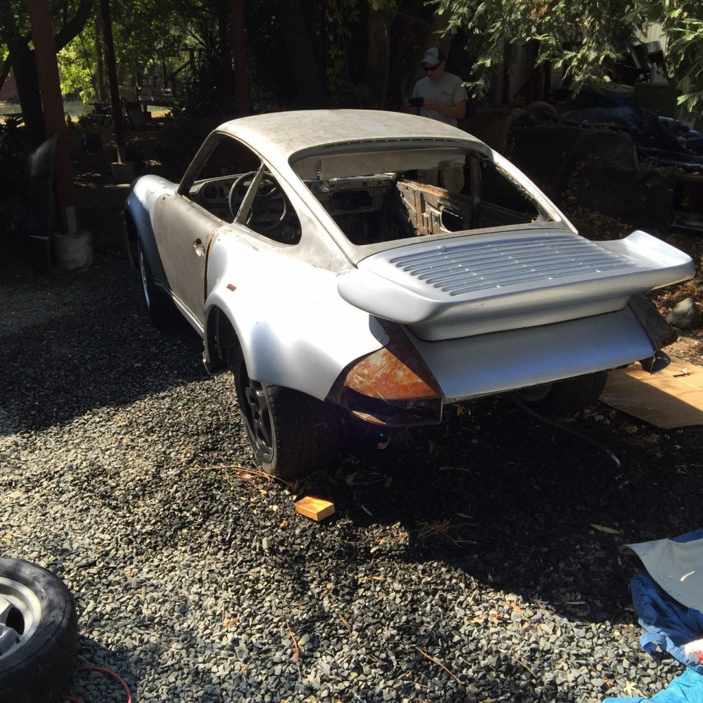 1973 Porsche 911 T Coupe Restoration Project Car For Sale