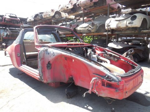 1978 Porsche 911 SC Targa Project Car for Parts or Restoration for sale